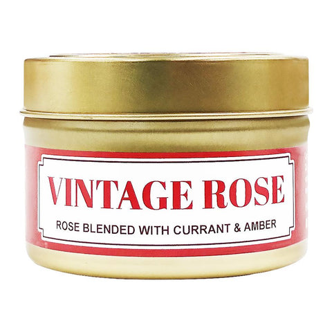 Vintage Rose Soy Massage Candle Product