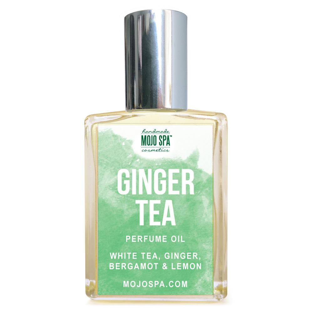 Ginger Tea Perfume Oil Product