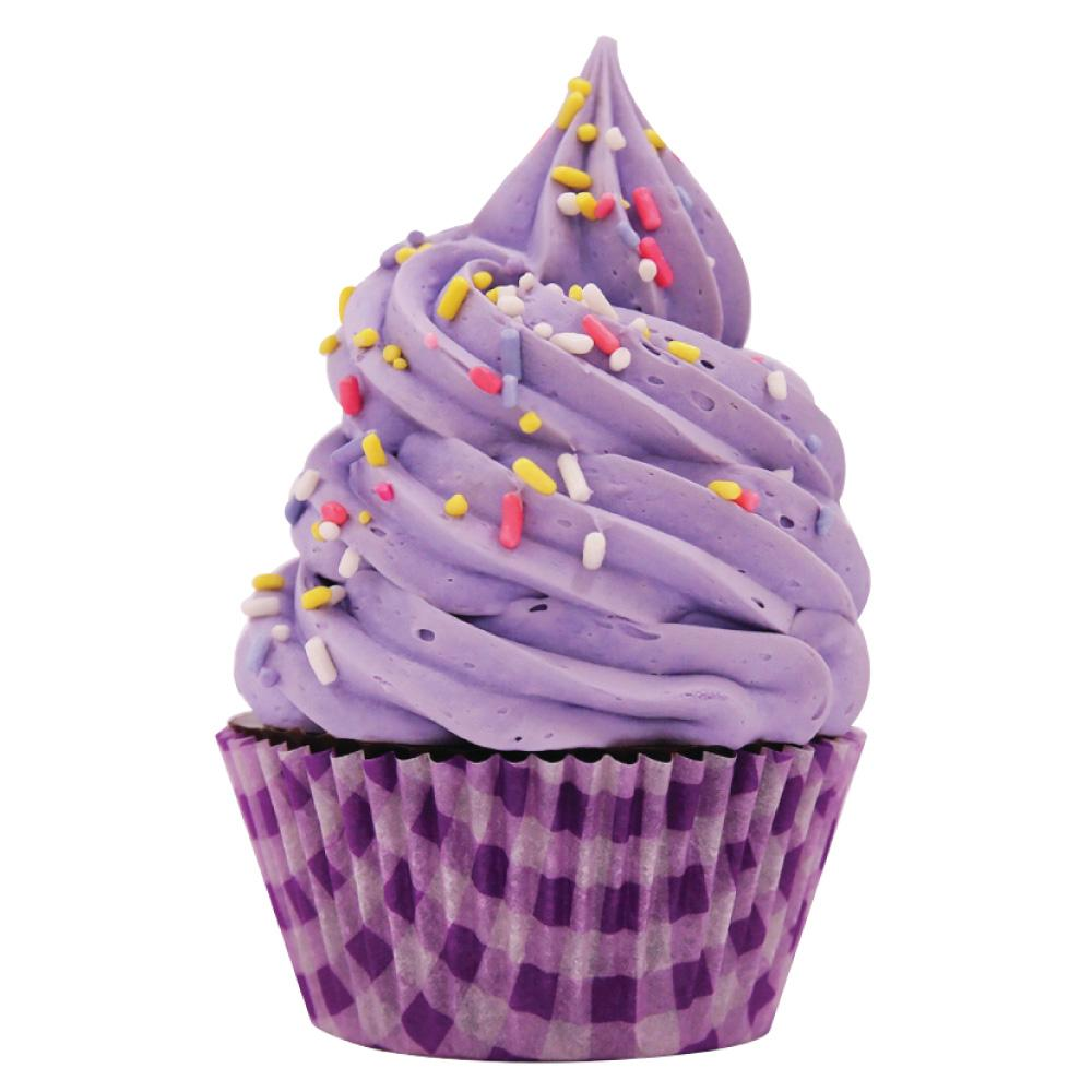 Lavender Chocolate Cupcake Soap Product