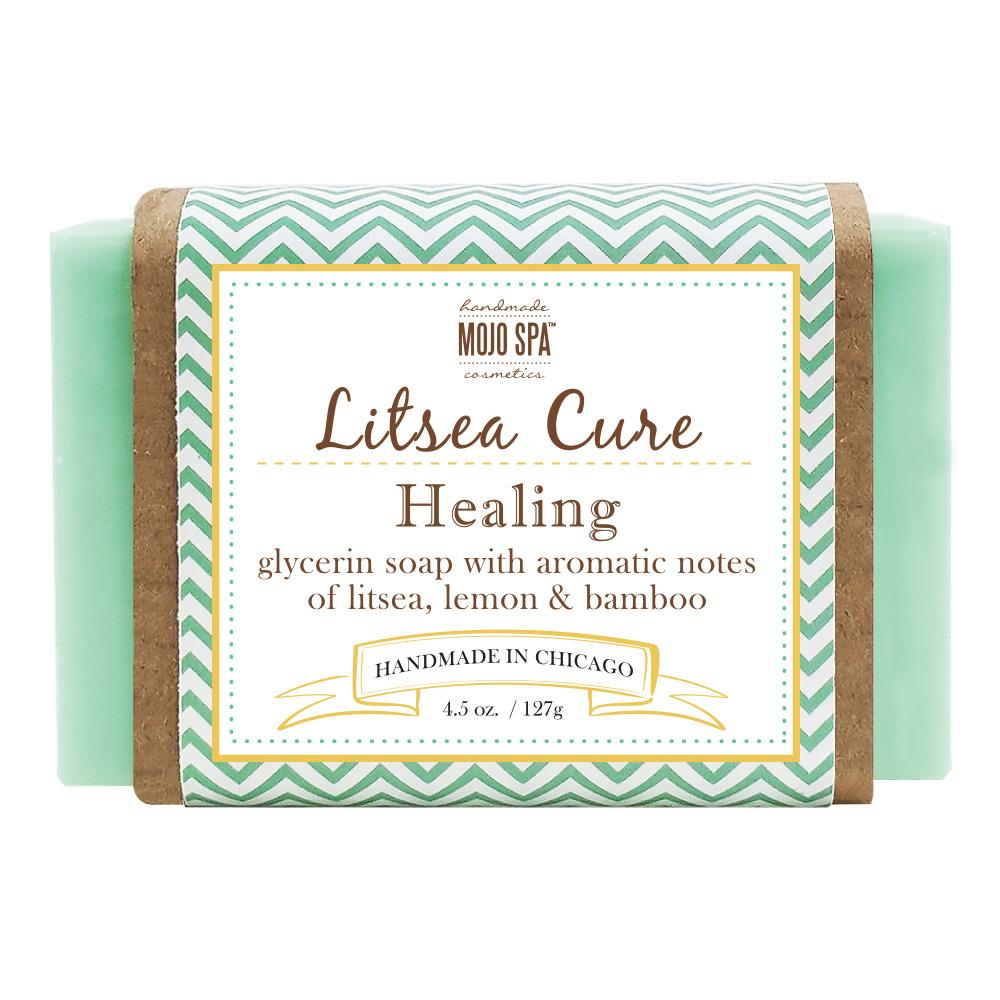 Litsea Cure Body Soap Product