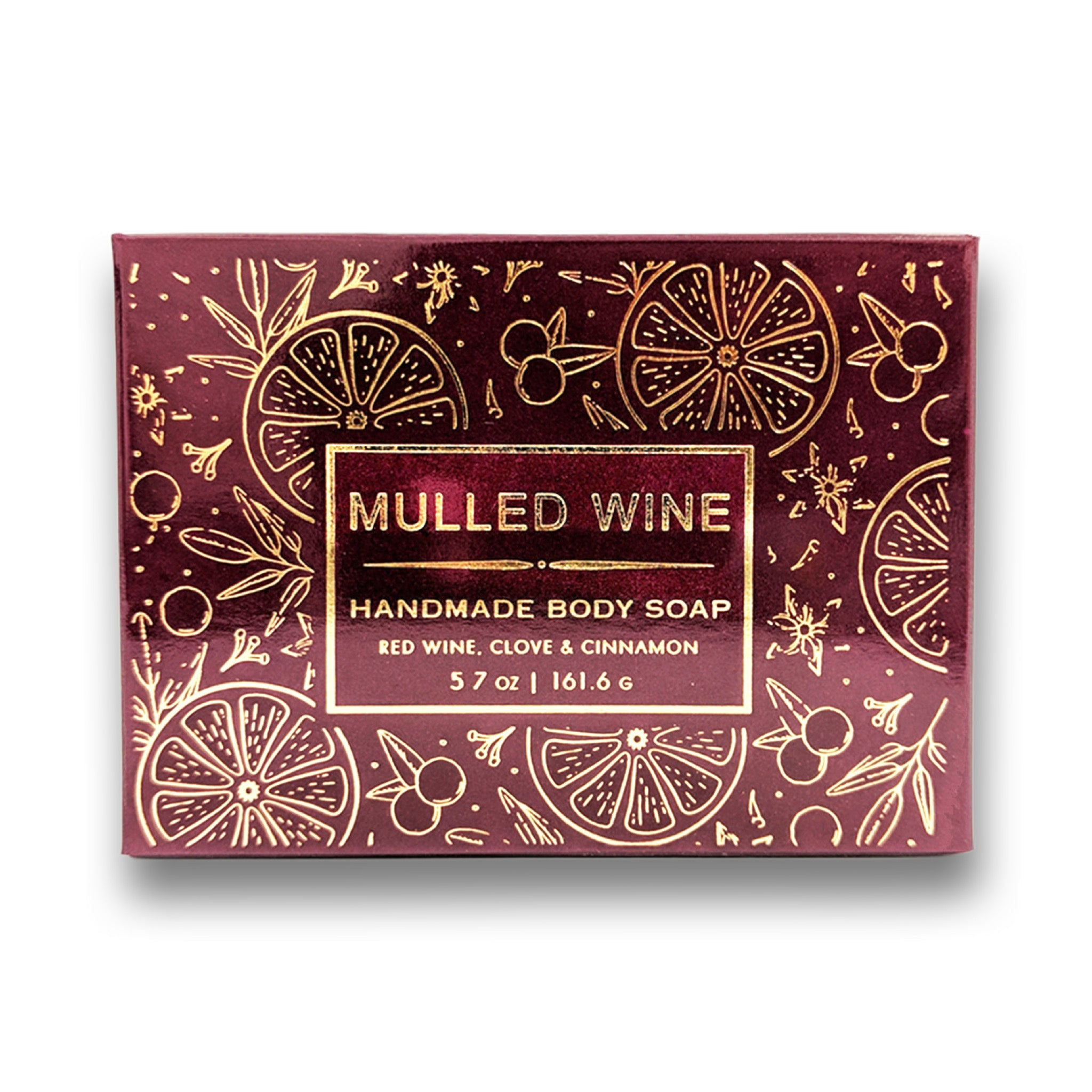 Mulled Wine Body Soap