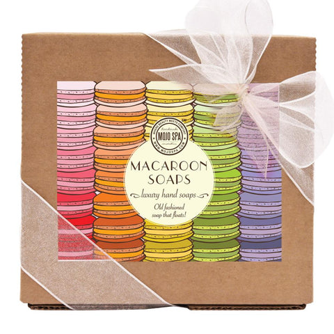 Macaroon Luxury Hand Soap Set Product