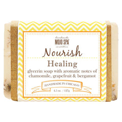 Nourish Body Soap Product
