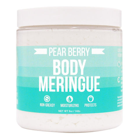 Pear Berry Body Meringue Product
