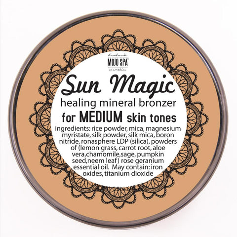 Sun Magic Mineral Bronzer - Medium Skin Tones Product
