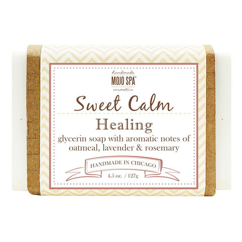 Sweet Calm Body Soap Product