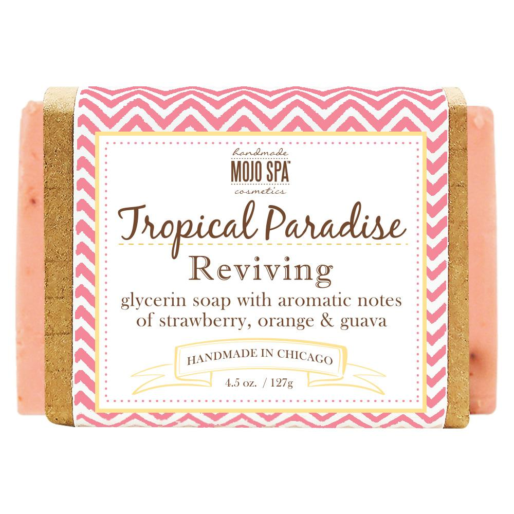 Tropical Paradise Body Soap Product
