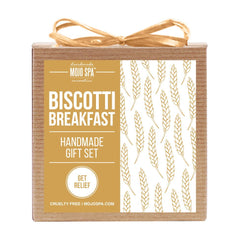 Biscotti Breakfast Scrub & Soap Gift Set Product