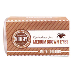 Eye Shadow Pack - Medium Brown Eyes - Limited Edition Product