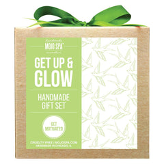 Get Up & Glow Scrub & Lotion Gift Set Product