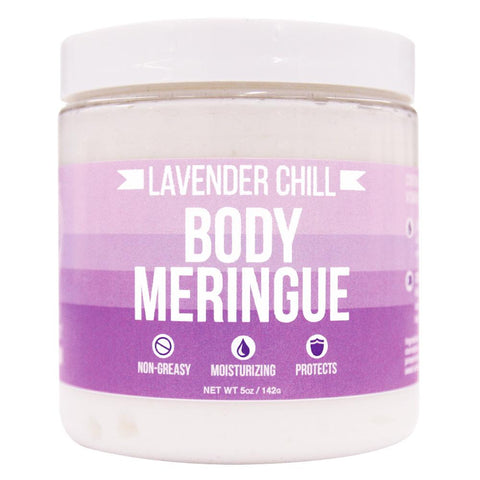 Lavender Chill Body Meringue Product