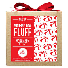 Mint Mellow Fluff Scrub & Lotion Gift Set Product