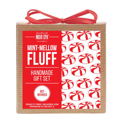 Mint Mellow Fluff Scrub & Soap Gift Set Product