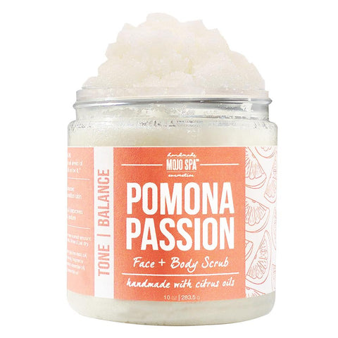 Pomona Face & Body Scrub Product
