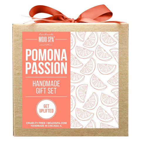 Pomona Scrub & Lotion Gift Set Product