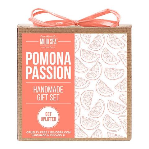 Pomona Scrub & Soap Gift Set Product