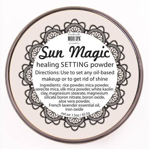Sun Magic Setting Powder - All Skin Tones Product