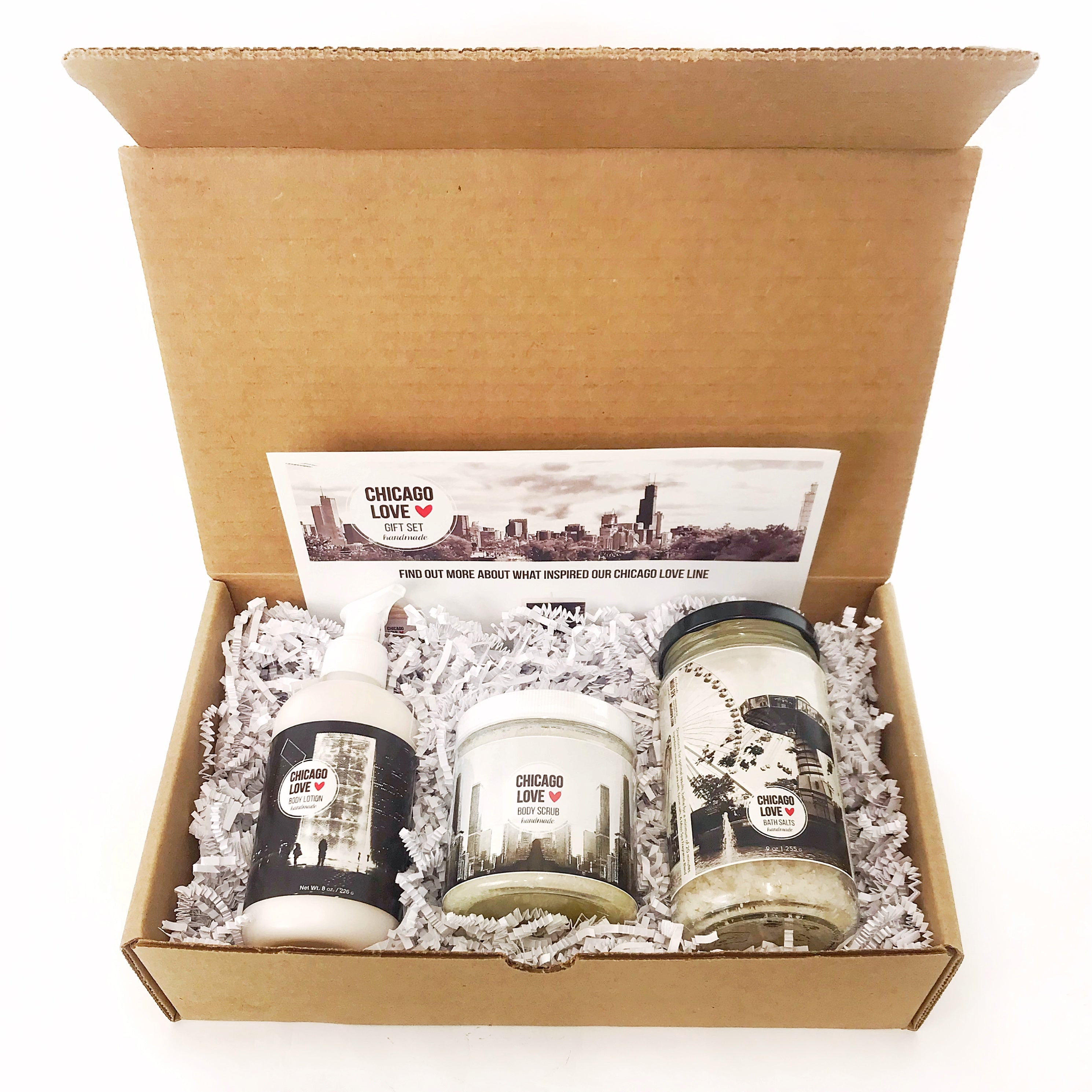 Chicago Love Small Gift Set