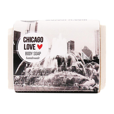 Chicago Love Body Soap Product
