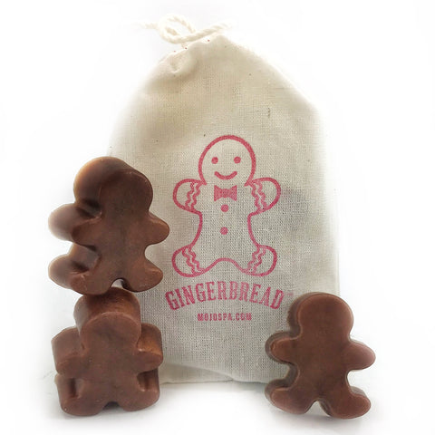 Gingerbread Men Soap