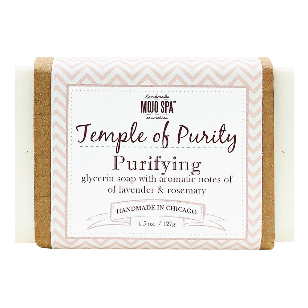 Temple of Purity Body Soap Product