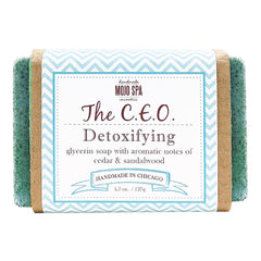 The CEO Body Soap Product