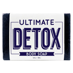 Ultimate Detox Body Soap Product