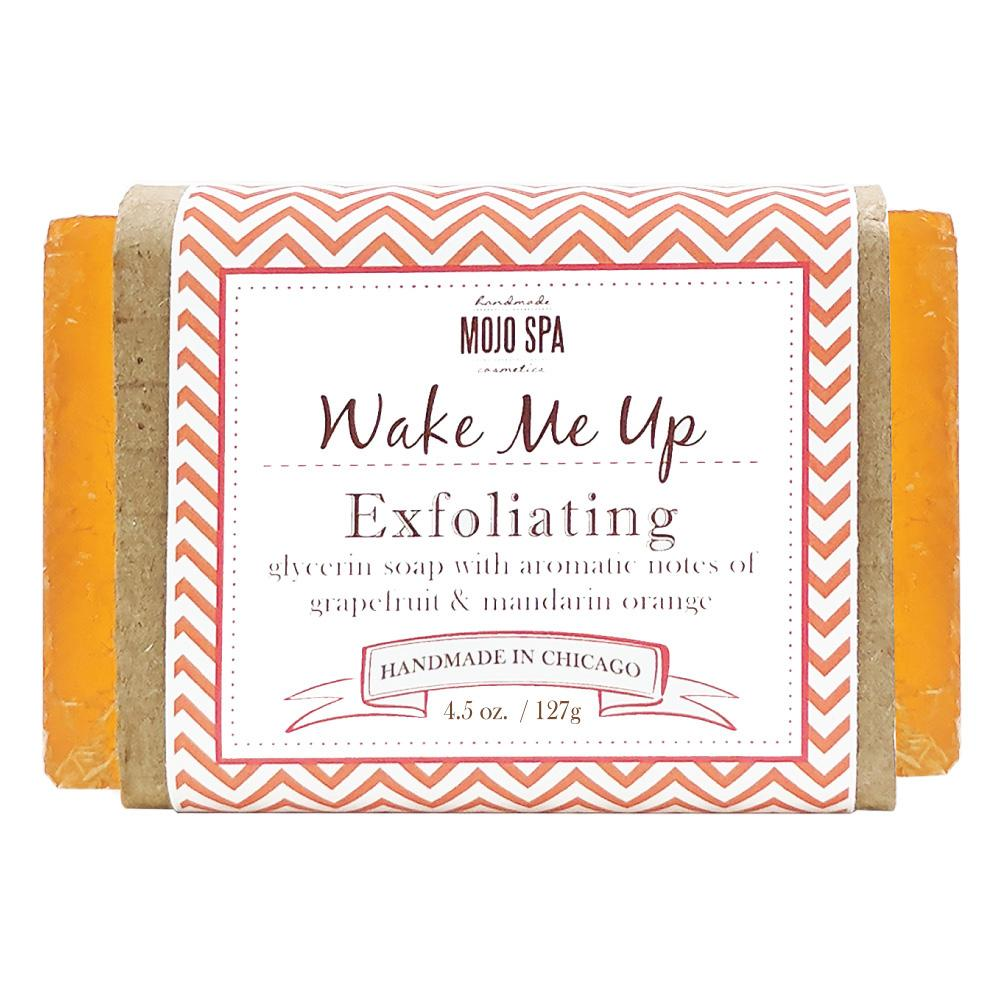 Wake Me Up Body Soap Product