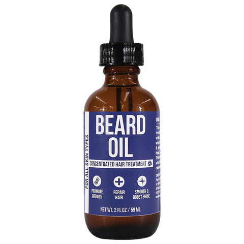Beard Oil for Men - Dual Use for Beard & Hair Product