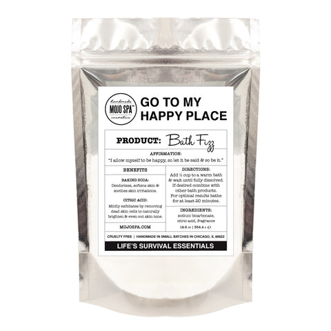 Go to My Happy Place Bath Fizz