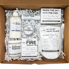 Life's Survival Essentials Gift Set