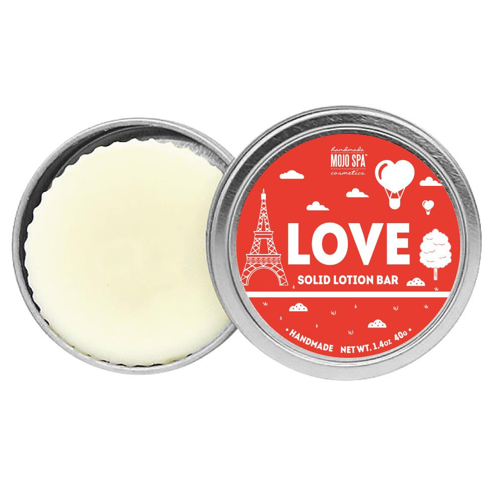 Love Solid Lotion Bar Product