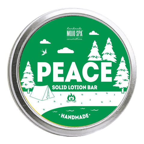Peace Solid Lotion Bar Product