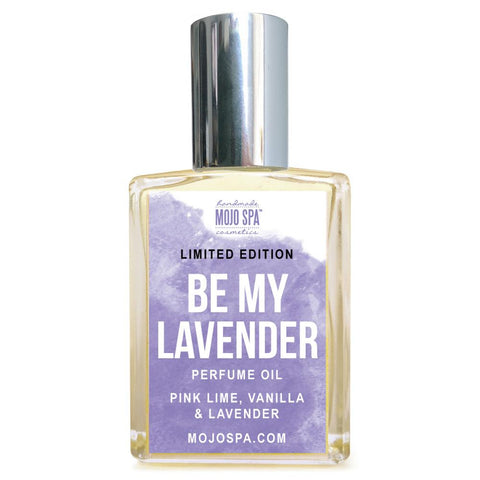Be My Lavender Perfume Oil Product