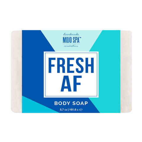 Fresh AF Body Soap