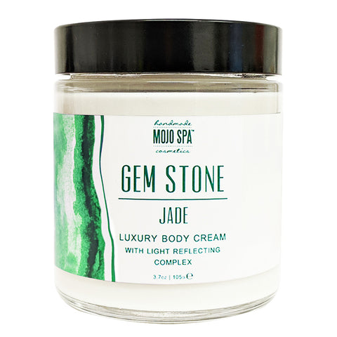 Jade Gemstone Luxury Body Cream