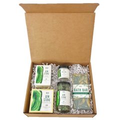 Jade Gemstone Luxury Gift Set