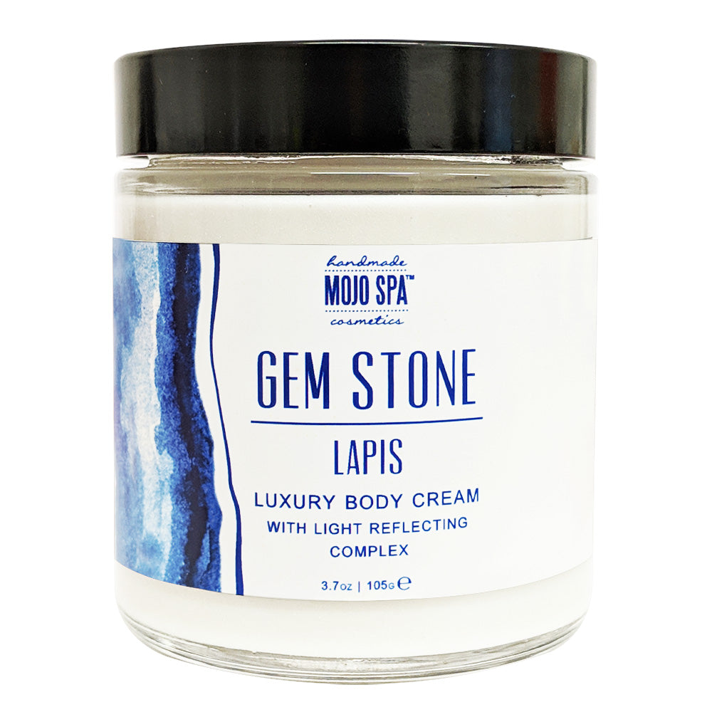 Lapis Gemstone Luxury Body Cream