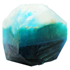 Lapis Gemstone Luxury Body Soap Product