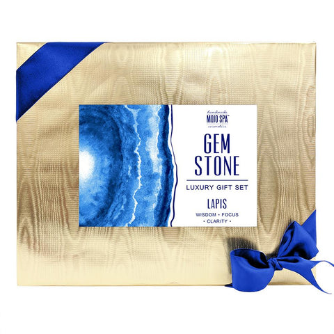 Lapis Gemstone Luxury Gift Set Product