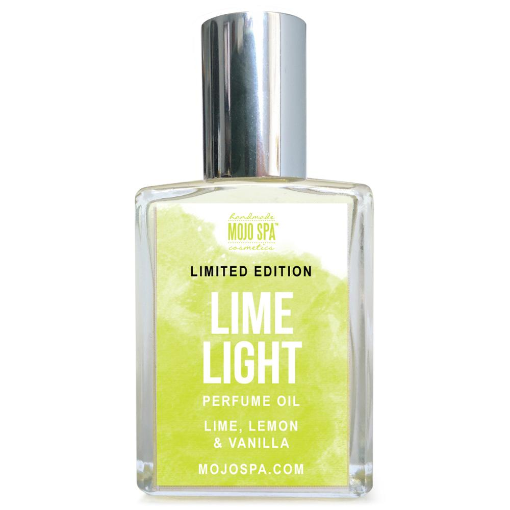 Lime Light Perfume Oil Product