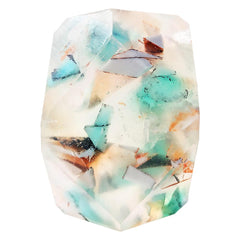 Sea Glass Gemstone Soap Product