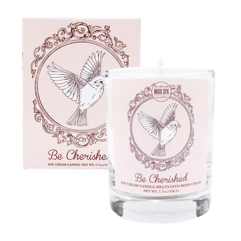 Be Cherished Soy Massage Candle