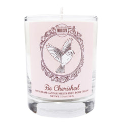 Be Cherished Soy Cream Candle Product