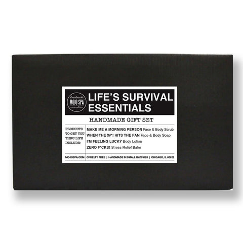 Life's Survival Essentials Small Gift Set Product