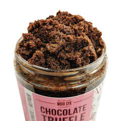 Chocolate Truffle Face & Body Scrub Product