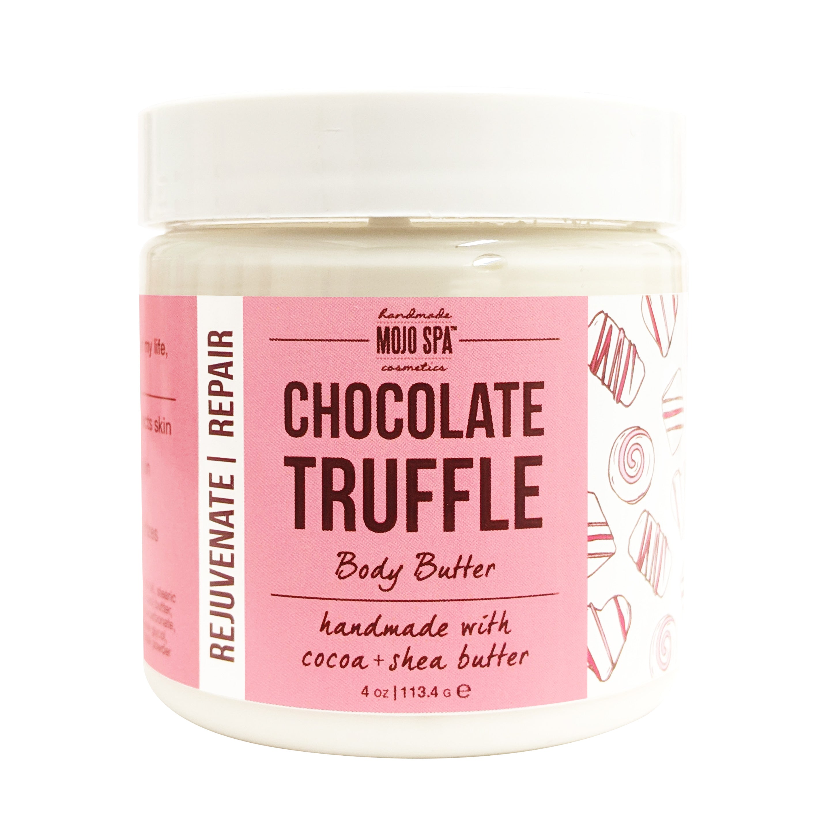 Chocolate Truffle Body Butter