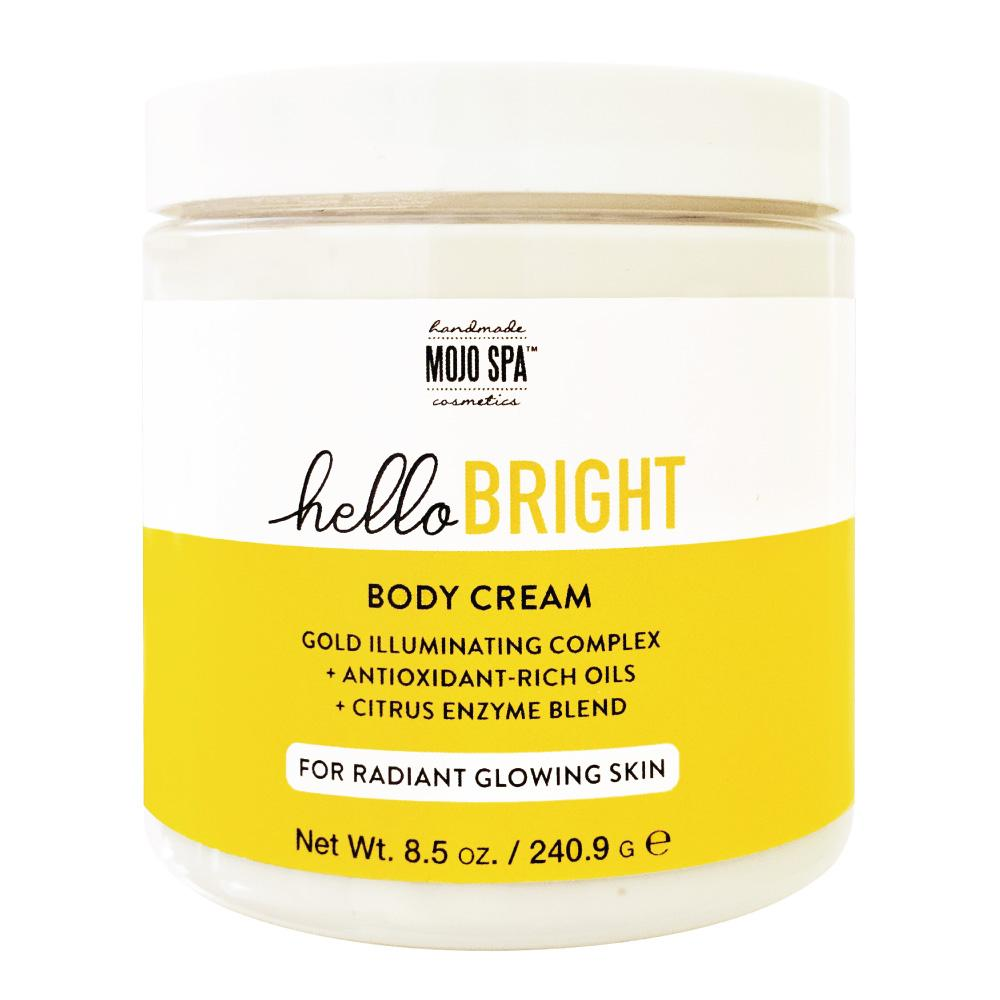 Hello Bright Body Cream Product