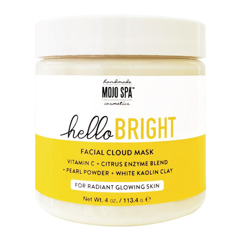 Hello Bright Facial Cloud Mask Product
