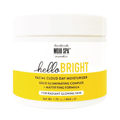 Hello Bright Facial Cloud Day Moisturizer Product
